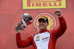 Ferrari Challenge, Di Amato pigliatutto a Silverstone