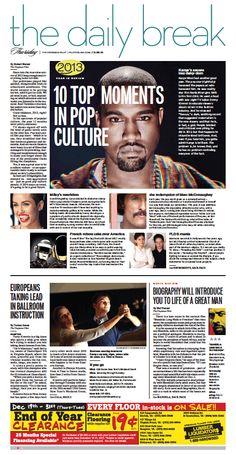 The Daily Break, Dec. 26, 2013.