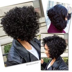 Luv It Curly Bob Black Women Short Curly Bob Hairstyles 15 Best Short Weave Bob Hairstyles Natural Hair Styles Natural Curly Bob Hairstyles Black Women 379200 N Curly Hair Styles, Curly Hair Cuts, Hair Styles 2016, Curly Bob Hairstyles, Natural Hair Styles, Black Hairstyles, Bob Haircuts, Ponytail Hairstyles, 1930s Hairstyles