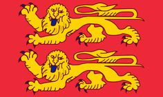 Flag of Normandie - Flags of the regions of France - Wikipedia, the free encyclopedia