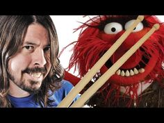 Foo Fighters' Dave Grohl To Face Animal In A Drum Off on 'The Muppets' – Dave vs Animal (Kermit Refereeing) | Musicology Online