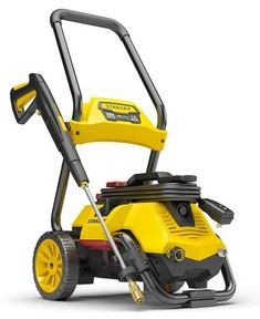 online shopping for Stanley Electric Power Washer, Medium, Yellow from top store. See new offer for Stanley Electric Power Washer, Medium, Yellow