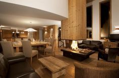 No doubt Chalet Les Brames is one of the Meribel's finest chalets. Nestled away in the midst of the trees, it offers the privacy and seclusion of an exclusive gated development and is just a two-minute chauffeured drive from the town centre and the main lift hub.
