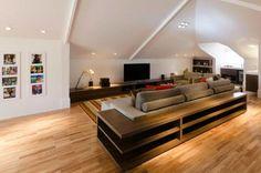 Living Room no Ático