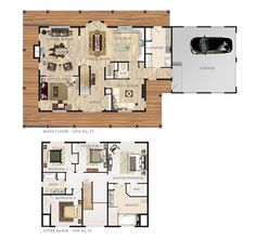 Hantsport model by Beaver Homes and Cottages  Includes Virtual    Plans Beaver  Beaver Homes  Beaver Lumber Homes  Full Wraparound  Wraparound Porch  Architectures Floor  Favorite Floor  Time Favorite  Favorite Places