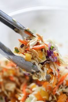 Chinese Cabbage Salad Side Dish Recipes, Asian Recipes, Dinner Recipes, Healthy Recipes, Ethnic Recipes, Oriental Recipes, Side Dishes, Chinese Cabbage Salad, Baked Chicken Legs