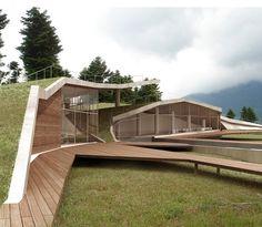 ARCHITECTURE  Paysage architectural, Klab architecture -
