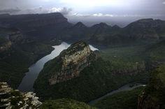 Mpumalanga, Blyde River Canyon  #soutafrica