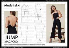 Lower back Jumper pattern