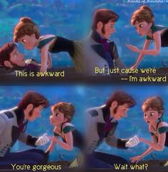 Awkward Anna She is me.