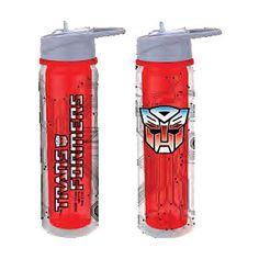 Transformers 18 oz. Tritan Water Bottle