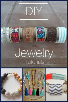 DIY Trendy Jewelry t
