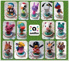 Serie 1 Figuren Tier überschreiten Amiibo von ShopBHawk auf Etsy