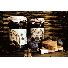 Topoloveni Plum Jam or Magiun de Prune with no added sugar or preservatives