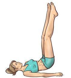 Zdjęcie Smuklejsze nogi – 3 minuty dziennie sprawią, że nogi nabiorą pięknego kształtu #2 Yoga Fitness, Health Fitness, Fitness Planner, Girls Life, Loose Weight, Cellulite, Face And Body, Personal Trainer, Physique