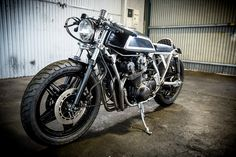 Funding the Future - Sp9ine Honda CB900 ~ Return of the Cafe Racers