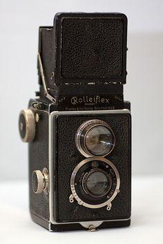 Rolleiflex Original K1 612 #vintage #camera