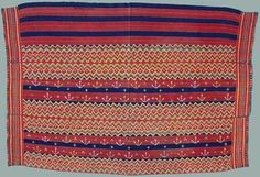 A gilamat textile originally from Lubuagan but popular all over Kalinga, highlands of Northern Luzon, Philippines Weaving Textiles, Hand Towels, Handicraft, Culture, Popular, Quilts, Highlands, Philippines, Instagram Posts