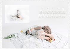 Deconstruction, Fashion Images, Concept, Reading