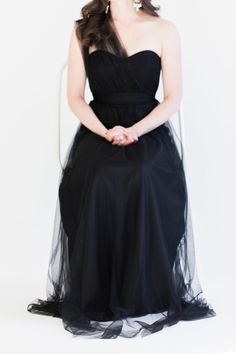Black dress: http://www.stylemepretty.com/2015/04/03/formal-nashville-plantation-engagement/ | Photography: Alyssa Rosenheck - http://alyssarosenheck.com/
