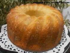 Mexican Sweet Breads, Latin Food, Trifle, Sin Gluten, Pound Cake, Flan, Holiday Recipes, Holiday Foods, Bagel