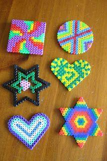 Join In The Fusion Fun - hama perler beads