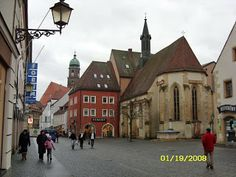 amberg, germany | These photos were taken at Amberg, Germany in Bavaria area. We walked ...