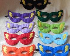 Inspired The Powerpuff Girls Felt Masks. Superhero Mask Template, Masquerade Mask Template, Felt Mask, Mask Party, Halloween Masks, Powerpuff Girls, Mask For Kids, Hello Kitty, Handmade Gifts
