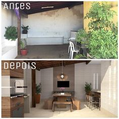 Tiny Apartment Patio Small Houses 60 Ideas For 2019 Small Apartment Interior, Apartment Living, Interior Design Living Room, Living Rooms, Home Design, Sectional Patio Furniture, Small Outdoor Patios, Paint Colors For Living Room, Home Deco