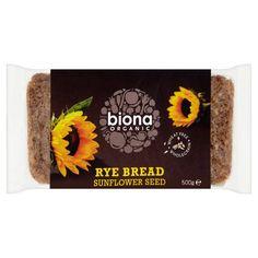 Bread || Rye & Sunflower Seed