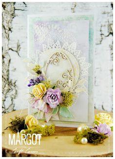 Margot Craft Corner: Easter cards / DT Craft Passion