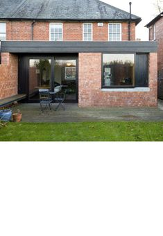 STITCH Iveagh Gardens, Dublin The project was to re-work and extend the ground floor of a brick house forming part of an Iveagh Trust housing enclave in. Mid Terrace House, Steel Channel, Small Bathroom With Shower, Built In Seating, Steel Beams, Roof Structure, Roof Light, Wet Rooms, Under Stairs