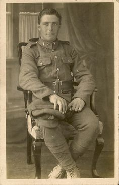 Company Sergeant Major 325753  Harry Betts M.C. D.C.M. & Bar  1/1st Cambridgeshire Regiment. Harry won his awards for gallantry for outflanking German M.G. posts. He was the youngest CSM in the British Army during WWI. On 22nd August 1918 Harry tried to outflank another M.G. post and paid the ultimate price doing so. He is now buried in Beacon Cemetery, Sailly-Laurette.