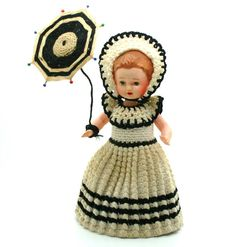 Czech Vintage Celluloid Doll Marked Czechoslovakia