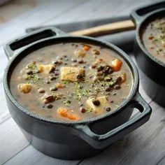 Hearty Lentil Soup I - Allrecipes.com