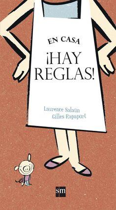 Este libroescrito e ilustrado con mucho humor, explica al niño una serie de reglas que hay que seguir para la convivencia en familia.