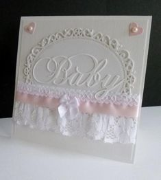 WT473 ~ Baby girl by sistersandie - Cards and Paper Crafts at Splitcoaststampers