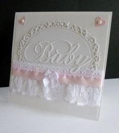 WT473 ~ Baby girl by sistersandie - Cards and Paper Crafts at Splitcoaststampers More