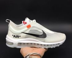Nike x Off White Air Max 97 - White/Black