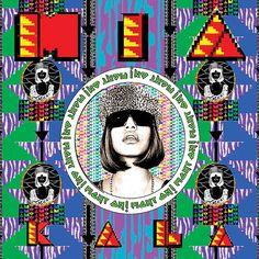 MIA album cover art