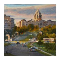 Andy Evansen - Capitol Evening