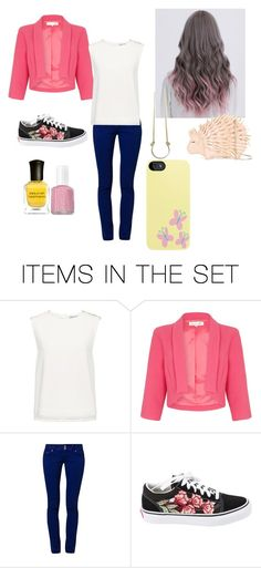 """fluttershy outfit"" by kenessyzap ❤ liked on Polyvore featuring art, Summer, Spring, MyStyle, MLP and Fluttershy"