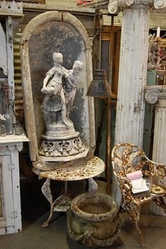 old treasures add personality...