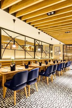 Modern Restaurant design #restaurantdesign