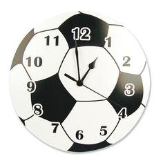 Trend Lab Soccer Ball Wall Clock - 108158