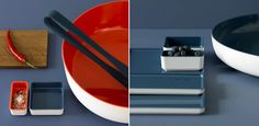 If It's Hip, It's Here: Pantone Chopstix and Hangers? The Mood Food Collection and More New Products by Room Copenhagen for Pantone Universe.