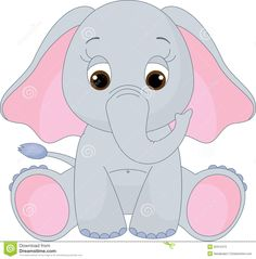 New Baby Ilustration Elephant Clip Art Ideas ilustration ilustration