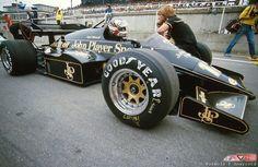 1984 John Player Team Lotus  Nigel Mansell  GB Grand Prix Lotus 95T