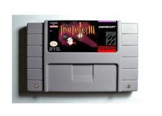 Final Fantasy III SNES 16-Bit Game Reproduction Cartridge USA NTSC Only English Language w/ Save Function (Tested Working)  (Please take note that this item is coming from Hong Kong, China and delivery takes 11 to 24 working days)  Description:...