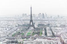 Paris on Behance